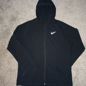Pre-owned worn 1x nike double swoosh drifit jacket